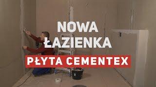 Jak wybudowałem nową łazienkę z płyt cementowych
