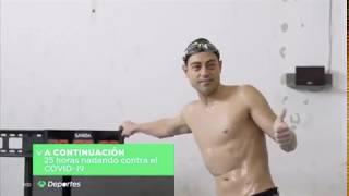 Pablo Fernández - Entrevista Deportes Antena 3