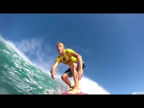 GoPro Challenge: Curtains for Gudauskas