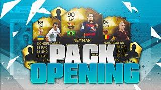 FIFA 16 | PACK OPENING | NEYMAR SIF!!!! DA MIEDO | FdeFIFA