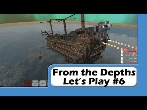 From the Depths - LP #6 - To the Skies!