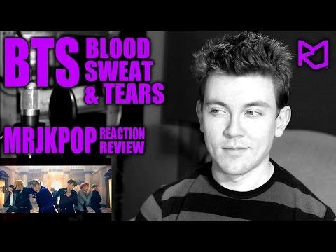 BTS Blood Sweat & Tears Reaction / Review [KOREAN SUBS] - MRJKPOP ( 방탄소년단 피 땀 눈물 )