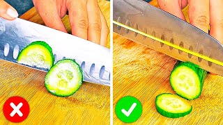 34 SIMPLE KITCHEN TRICKS TO MAKE YOUR LIFE EASIER