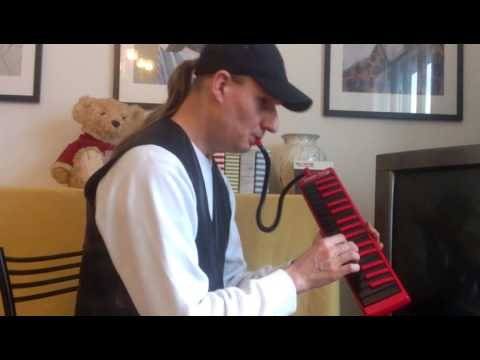Willy Ketzer - Wade in the Water (auf Melodica)