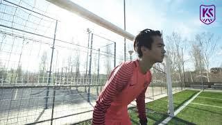 Kaptiva Sports Academy - Goalkeeper Training