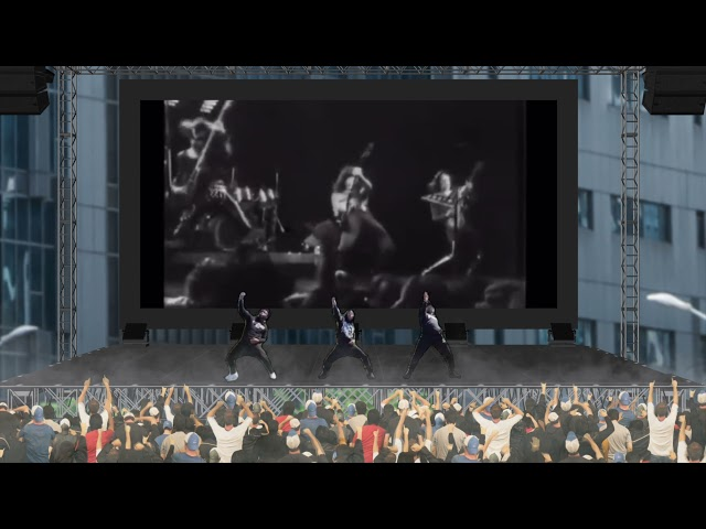 KISS - DEUCE (DANCE)