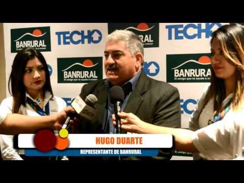BANRURAL ENTREGA DONATIVO A TELETON Y FUNDACION TECHO