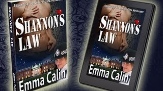 Shannon's Law Adventure Romance Novel