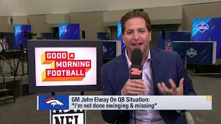 Baker Mayfield would be a good fit with John Elway, Broncos | Mar 1, 2018