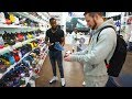 Taking Troydan & Zack EXPENSIVE Sneaker Shopping In LAS VEGAS!
