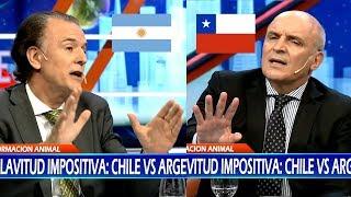José Luis Espert vs Daniel Santoro - Argentina vs Chile