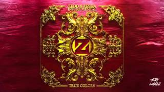 Zedd, Kesha - True Colors (Aldy Waani Instrumental Remake)