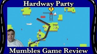 Hardway Party Review - Road Building Arcade Madness!