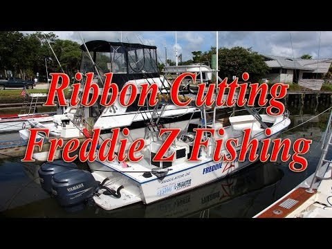 Freddie Z Fishing NSB from YouTube · High Definition · Duration:  3 minutes 39 seconds  · 605 views · uploaded on 04.08.2013 · uploaded by VolusiaWebTV
