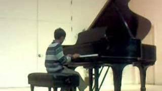 Olympic Procession on Piano - Pranav