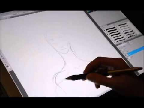 Video tutorial isia firenze video tutorial 001 usare la - Tavola grafica per pc ...