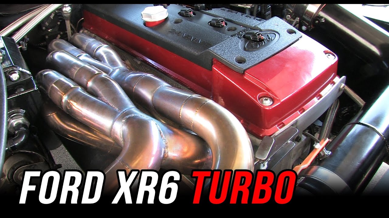 7second Ford XR6 turbo  GMKILR by Dynomite  YouTube