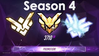 How To Win Your Overwatch Season 4 Placements!