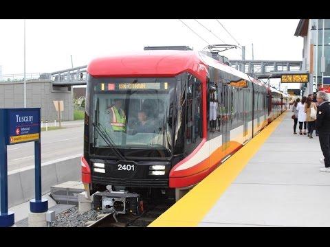 Calgary C-Train *EXCLUSIVE!!!*: