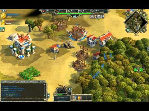 Age of Empires Online - Greek - PvP Strategy (1)