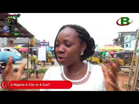 Peoples Opinion - Nigeria shouldn't be a country
