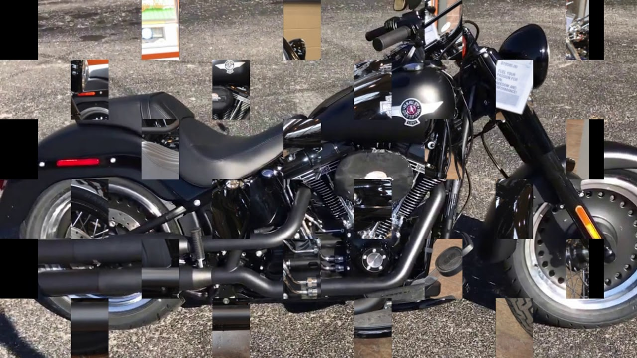 Cruiser Bike 2018 Harley-davidson Softail Slim S New - YouTube