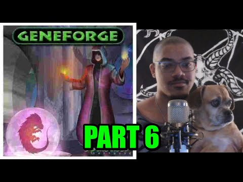 Kwame Plays: Geneforge [Part 6] Rawbone BOSS Defeated