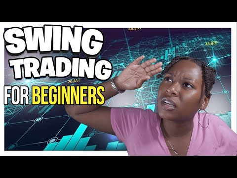 Swing Trading Stock  For Beginners (swing trading strategies)