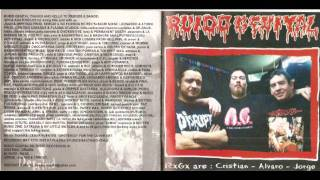 RUIDO GENITAL from split cd w/Agathocles