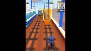 Subway surf game