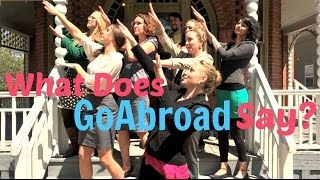 What Does GoAbroad Say?