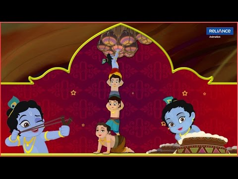 Thumbnail: Krishna | Dahihandi Video | Hindi