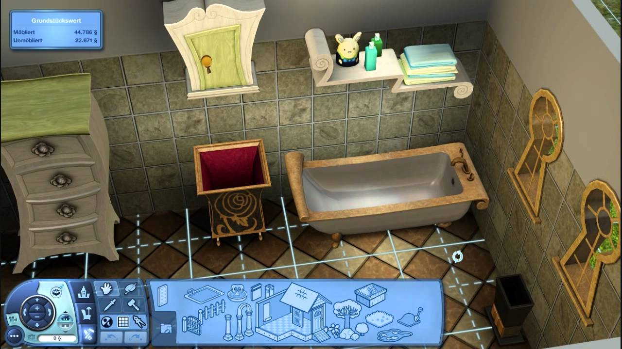 Sims 3 Store - Sets - Wunderbar Kurios & Wunderbar Kurios Badezimmer