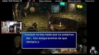 Retomamos el clásico... Final Fantasy VII!! Consiguiendo las materias enormes =D