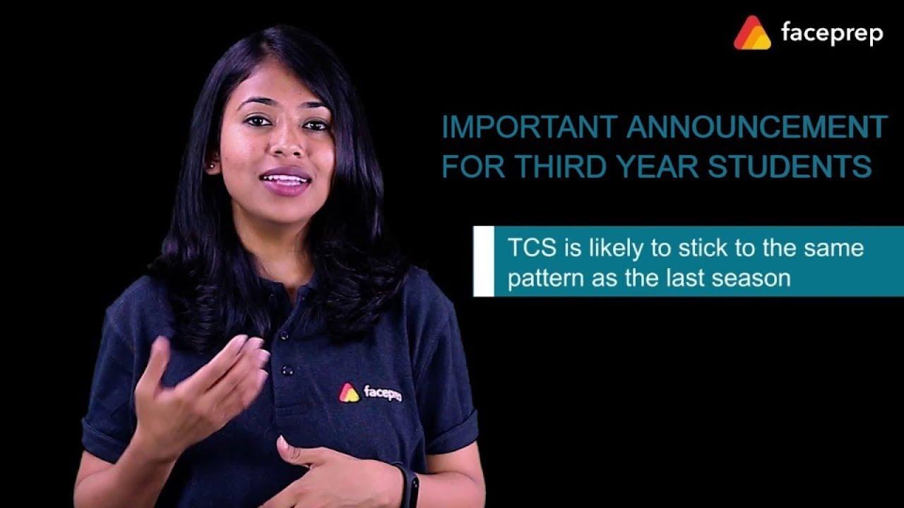 TCS Recruitment Process 2019 - TCS Ninja 2019 & TCS Digital 2019 (Important  Announcement)