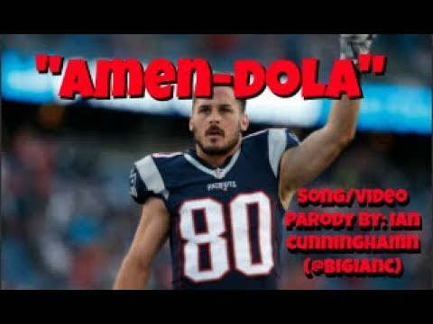 """Amen-Dola"" A Parody by Ian Cunningham, Ian Biggs, Sarah Gonzalez, Amy Vento, and Gina Jeannette"