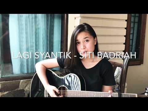 Lagi syantik - Siti Badriah (short cover by Chintya Gabriella)