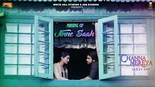 Making of Jinne Saah | Channa Mereya | Ninja | Jaidev Kuma | Happy Raikoti | Pankaj Batra