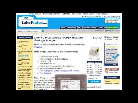 Dymo LabelWriter 450 DUO Printer | Free Shipping