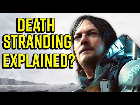 Death Stranding Explained - Lore, Easter Eggs, Rumors and MORE  | The Leaderboard