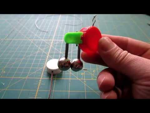 Сигнализатор поклёвки за 10 руб,своими руками.