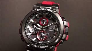 Обзор Casio G-Shock MTG-B1000B-1A4