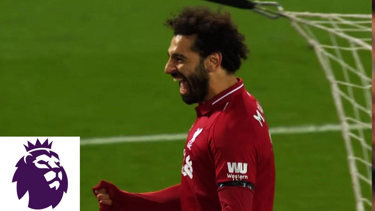 Salah scores 2 as EPL leader Liverpool beats Southampton 4-0