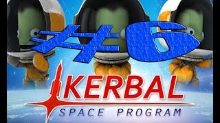 Kerbal Space Program 0.24 - Серия 6 Посадка на луну 1.1 Thumbnail