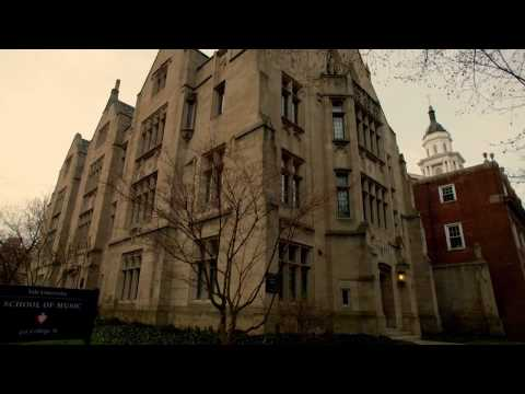 Ransom Wilson - Inspiring Yale - School of Music - 2015