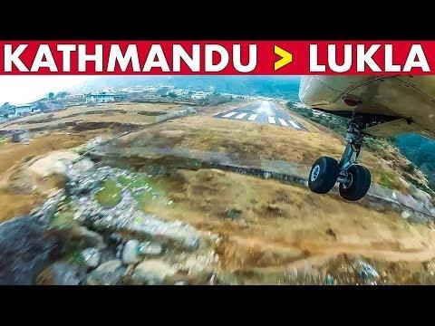 EXTREME VIEW Kathmandu to Lukla