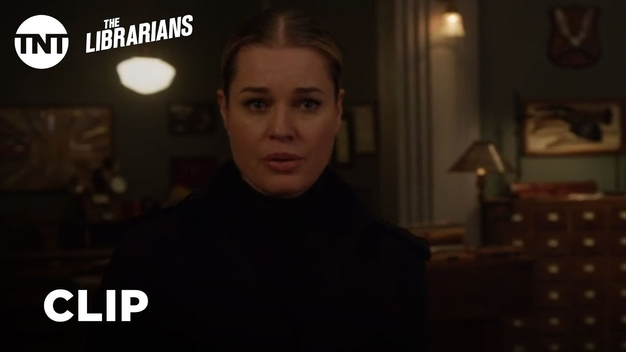 Download The Librarians: The End of the Library Itself - Season 4, Ep. 11 [CLIP] | TNT