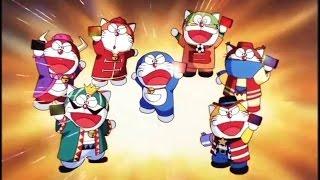 Doraemon e o desafio misterioso do Ladrão Fantasma Dorapin legendado em português