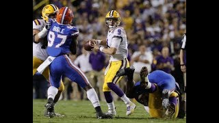 October 12, 2019 - #7 Florida vs #5 LSU