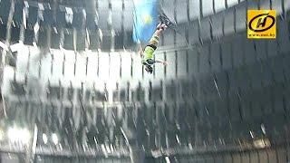 Первый чемпионат Беларуси по прыжкам на лыжах в воду, 2015